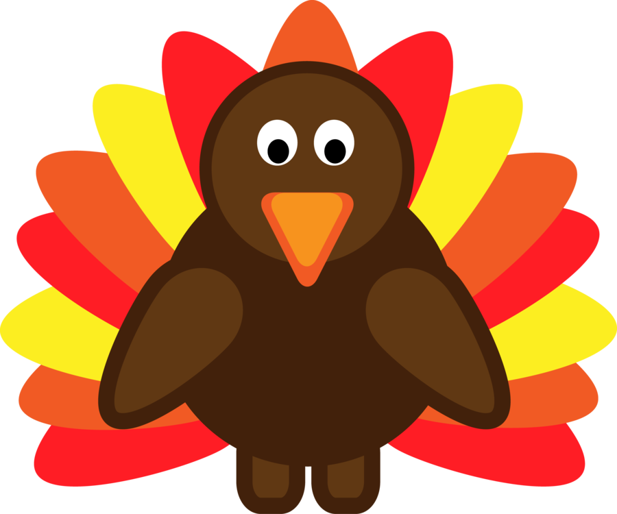 Clipart turkey feather library Cartoon Pic Of A Turkey Group (73+) library