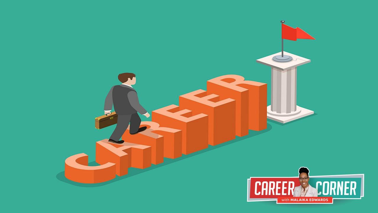 Clipart loop breaking news svg freeuse download Career Corner: Job promotions...   Loop News svg freeuse download