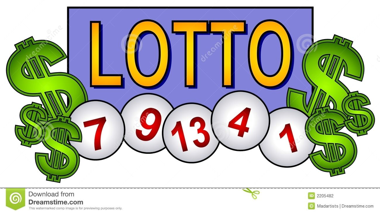 Lotto clipart clip royalty free stock Lottery Ticket Clip Art Have a shot at to succeed in the lotto ... clip royalty free stock