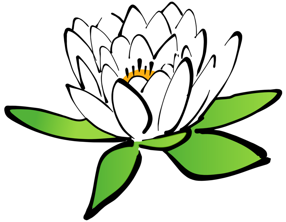 Lotus flower clipart transparent download Public Domain Clip Art Image | Lotus flower | ID: 13944804016056 ... transparent download