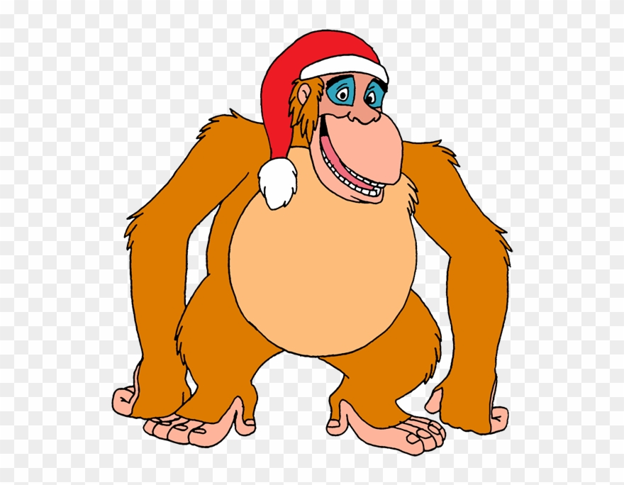 Clipart louie library Christmas Monkeys - King Louie Clipart (#1941937) - PinClipart library