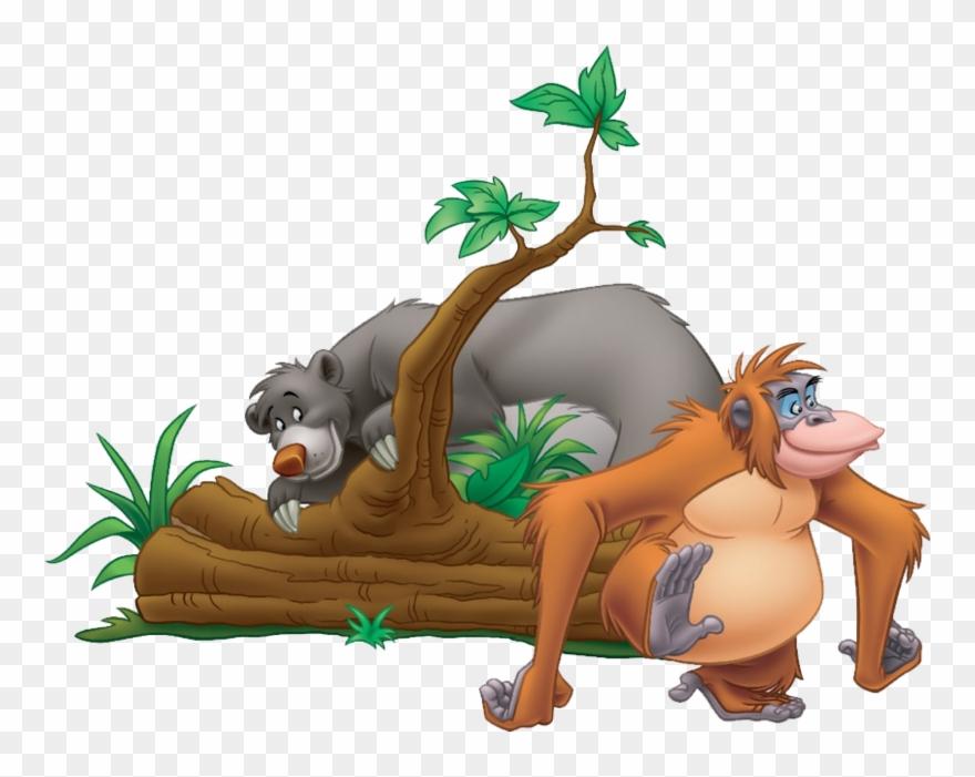 Clipart louie download King Louie Png Image - King Louie Disney Jungle Book Clipart ... download