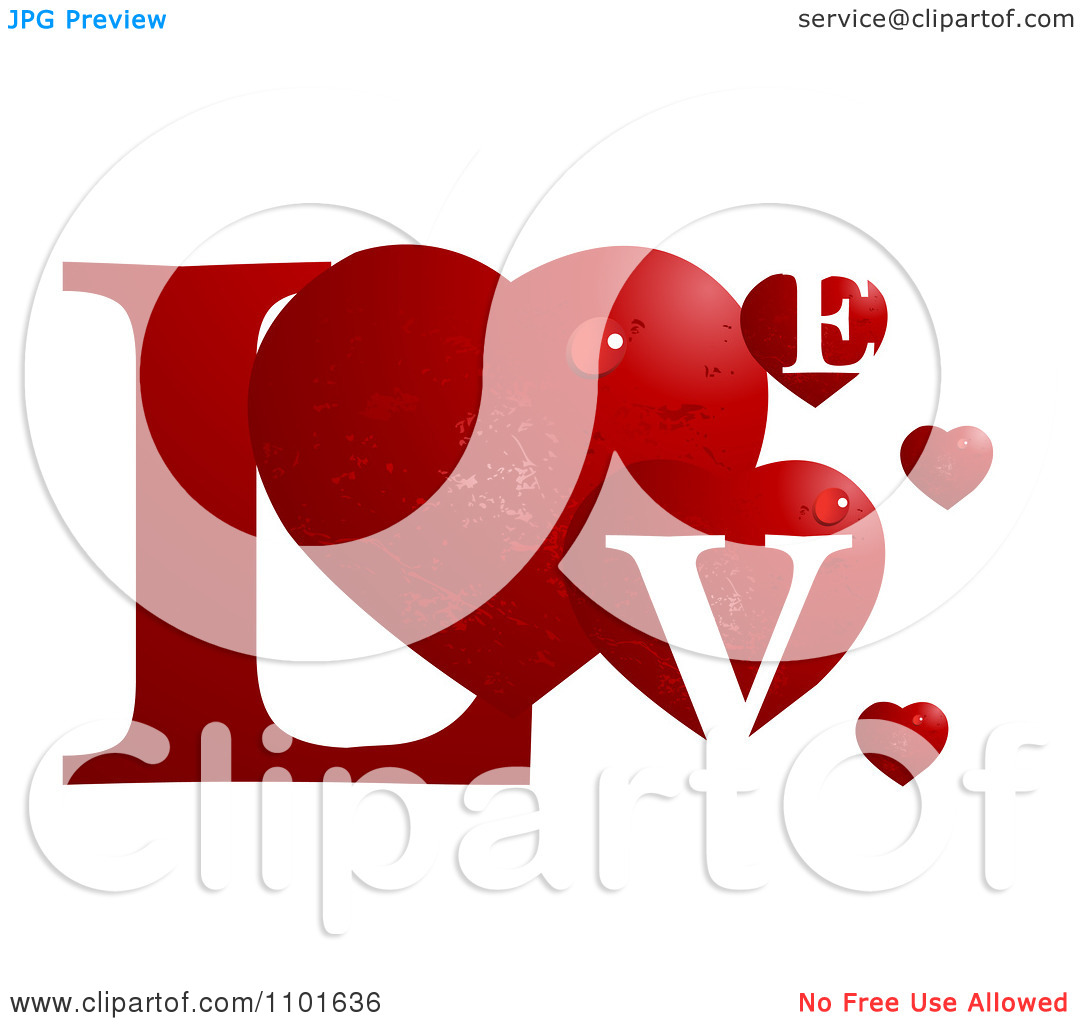 Clipart love and service jpg transparent download Clipart LOVE Hearts - Royalty Free Vector Illustration by ... jpg transparent download