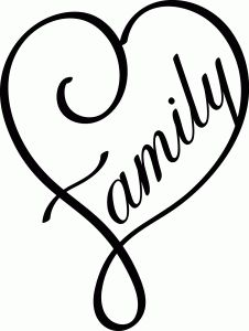 Clipart love family picture royalty free library Free Family Cliparts Heart, Download Free Clip Art, Free Clip Art on ... picture royalty free library