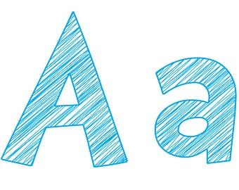 Clipart lower case letters svg transparent download Lowercase Letter A Clipart - clipartsgram.com svg transparent download