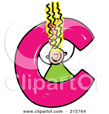 Clipart lower case letters picture freeuse library Royalty-Free (RF) Clipart Illustration of a Childs Sketch Of ... picture freeuse library
