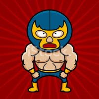 Clipart luchador svg free library Luchador (mexican Wrestler) stock vectors - Clipart.me svg free library