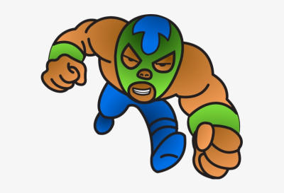 Clipart luchador svg library download Free PNG images - DLPNG.com svg library download