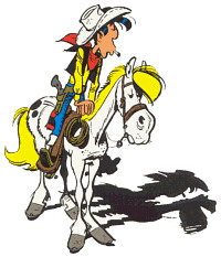 Clipart lucky luke vector freeuse download All Cliparts: Lucky Luke Clipart vector freeuse download