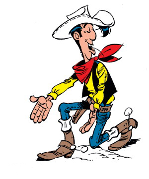 Clipart lucky luke image transparent library Lucky luke Clip Art image transparent library
