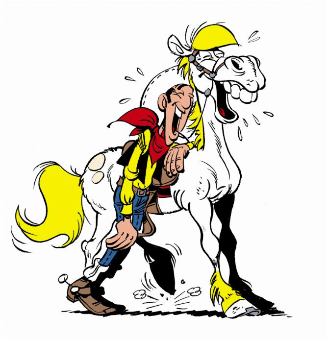 Clipart lucky luke graphic freeuse library Lucky luke Clip Art graphic freeuse library