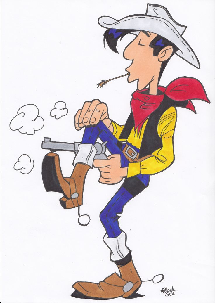 Clipart lucky luke picture free stock 38 best ideas about Lucky Luke on Pinterest | A well, Jumpers and ... picture free stock