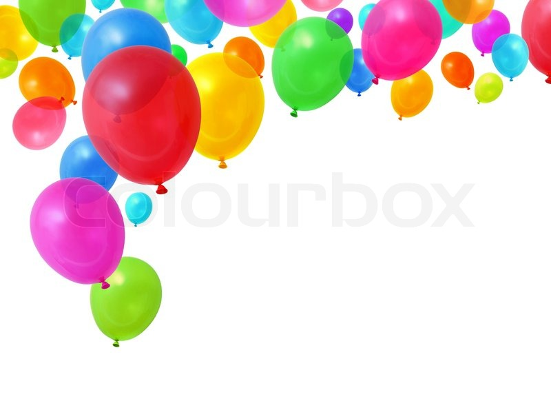 Clipart luftballon geburtstag svg transparent stock Luftballons | Stockfotos kaufen | Colourbox svg transparent stock