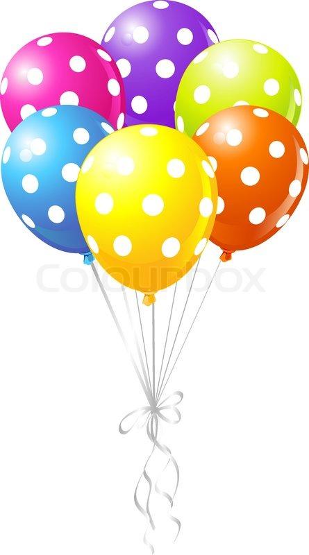 Clipart luftballon geburtstag black and white Clipart luftballon geburtstag - ClipartFest black and white