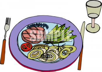 Clipart lunch food clipart clip free download Clipart lunch food - ClipartFest clip free download