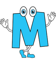 Letter m clipart jpg black and white download Letter M Clipart | Free download best Letter M Clipart on ClipArtMag.com jpg black and white download