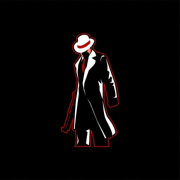 Free mafia clipart. Png vector psd and