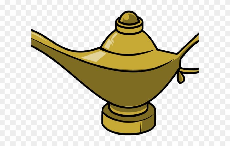 Clipart genie lamp picture free Genie Lamp Clipart Chirag - Aladdin Magic Lamp Clip Art - Png ... picture free