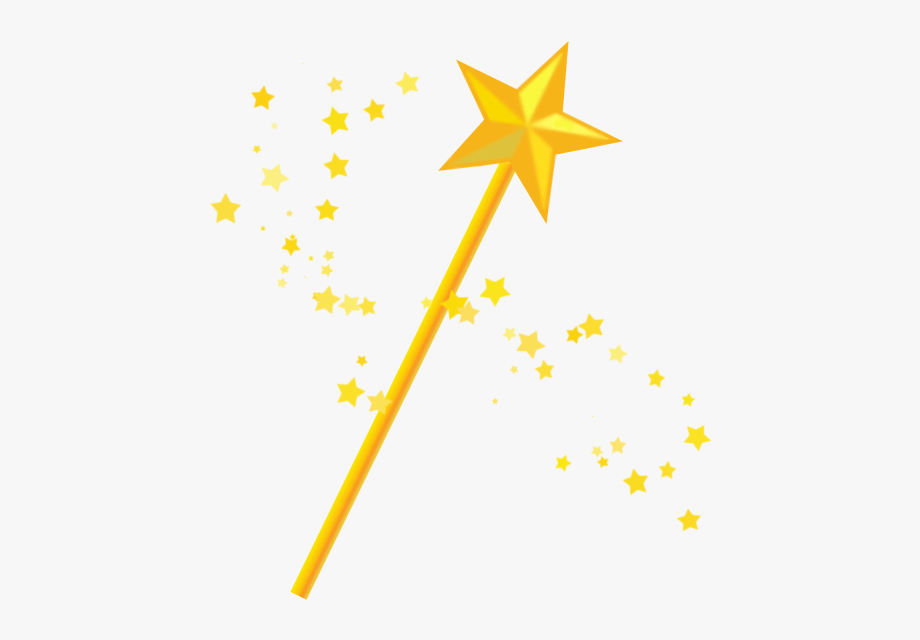Clipart magic wand jpg library download Star Wand Clipart - Magic Wand Png Transparent #1062020 - Free ... jpg library download
