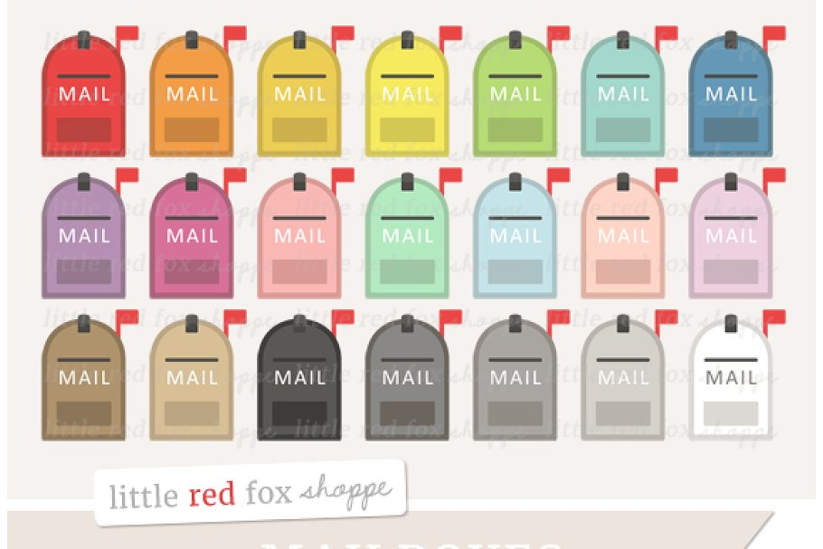 Clipart mailboxes jpg transparent library Mailbox Clipart jpg transparent library