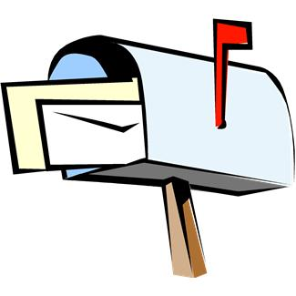 Clipart mailboxes svg royalty free library Free Mailbox Clipart Pictures - Clipartix svg royalty free library