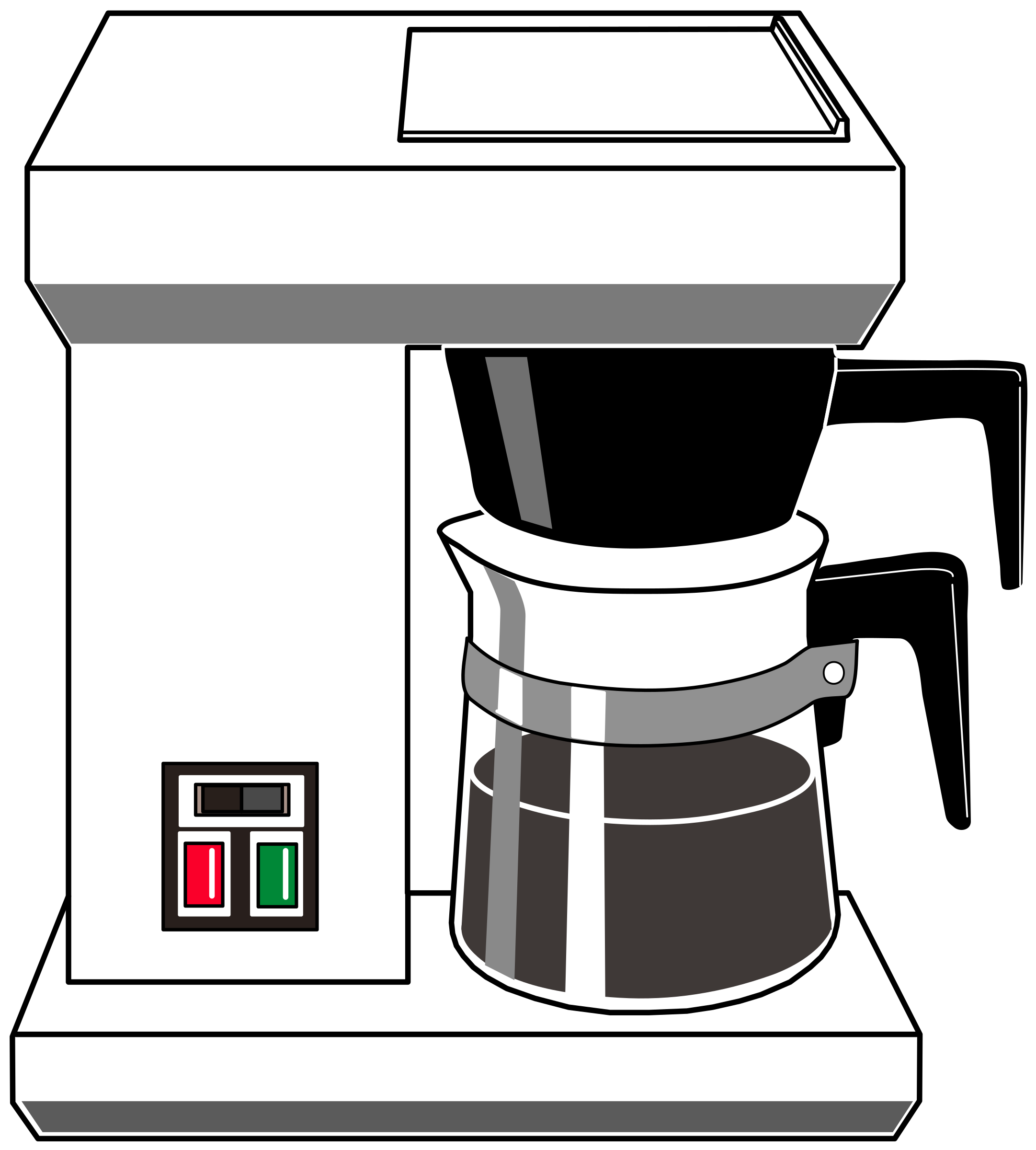 Transparent clipart maker image download Coffee pot clipart clipart images gallery for free download | MyReal ... image download