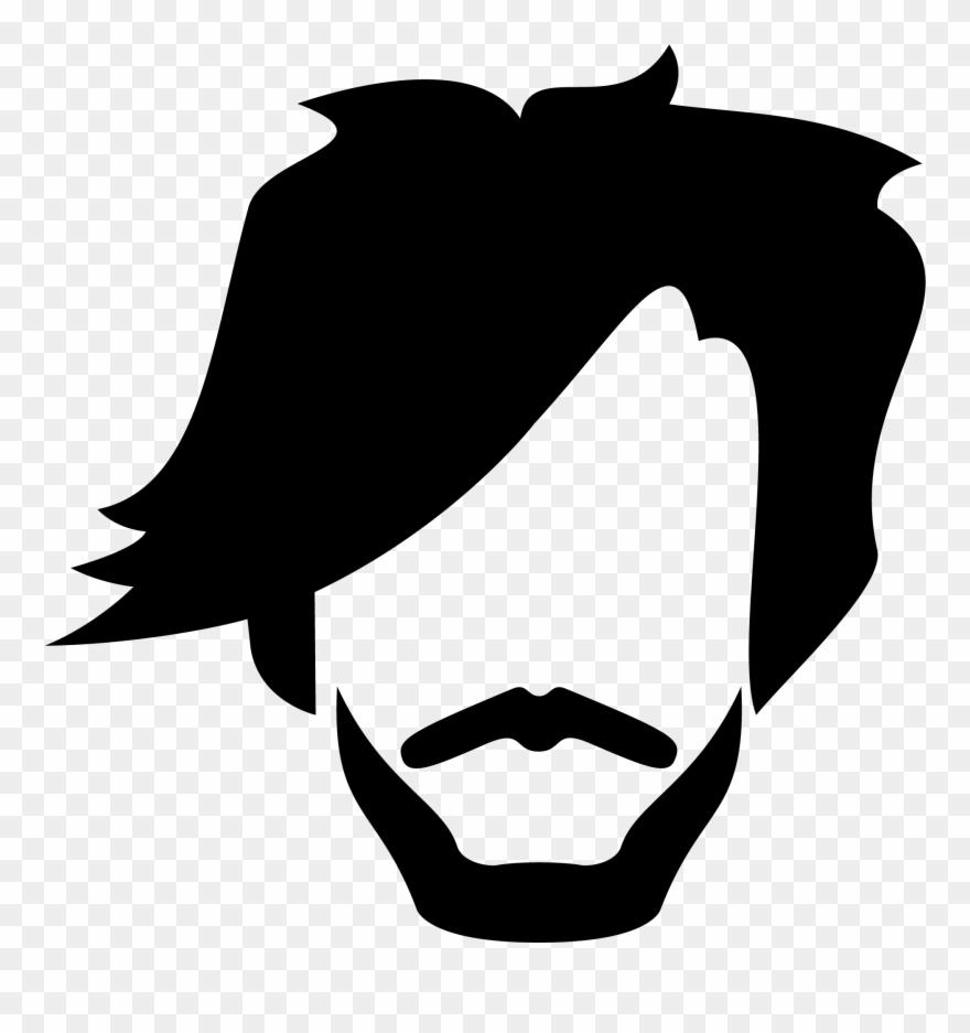 Men hair clipart vector library download Haircut Clipart Men\'s Salon - Hair Cut Clipart - Png Download ... vector library download