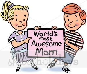 Clipart mama. I love you mom