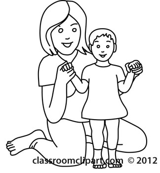 Clip art black . Clipart mama
