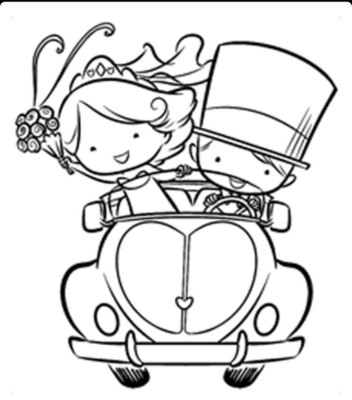 Clipart koap kan pictures graphic royalty free stock Lineart married couple - 15 linearts for free coloring on ... graphic royalty free stock