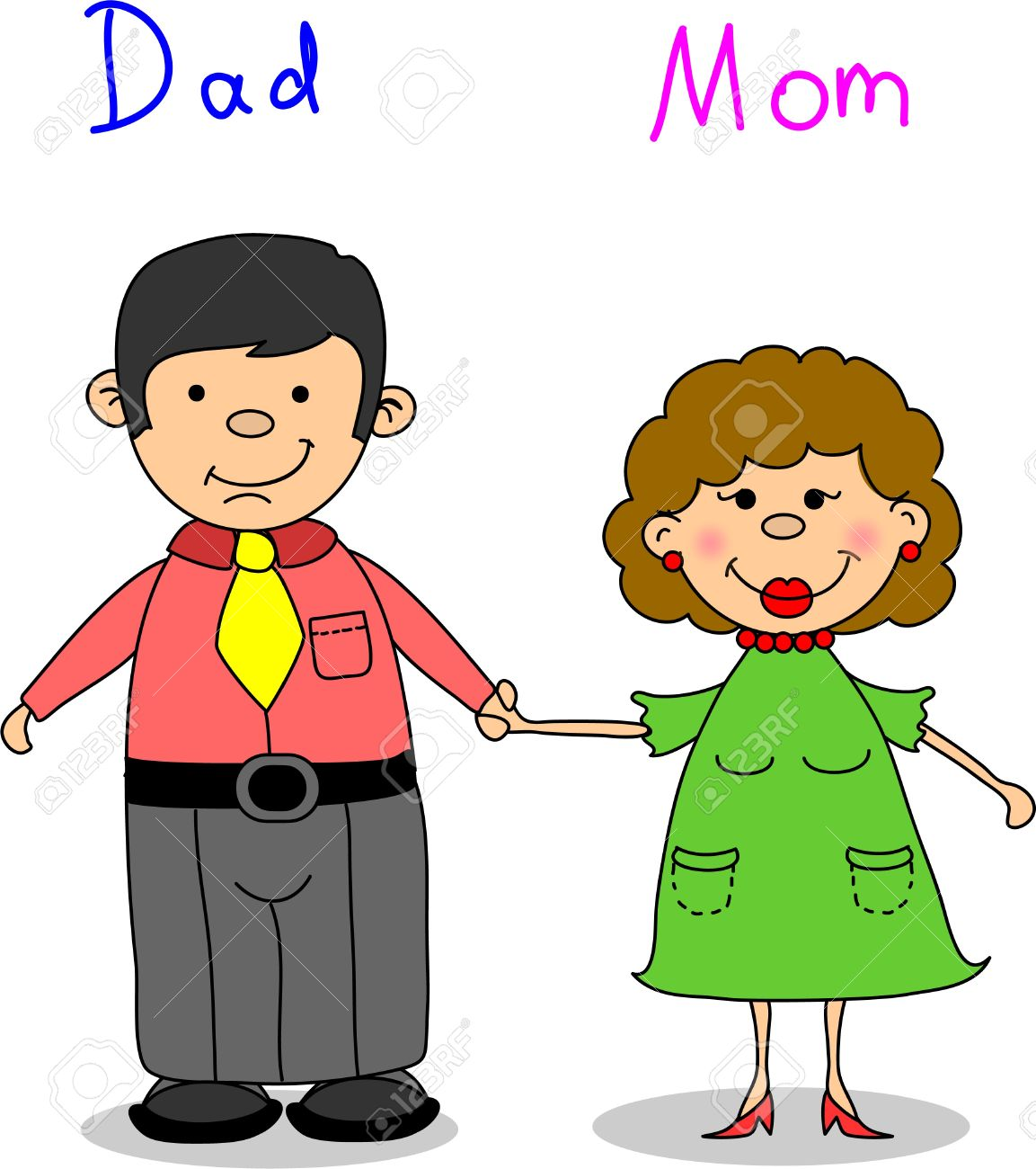 Clipart mama papa graphic library download Mama papa kind clipart - ClipartFox graphic library download