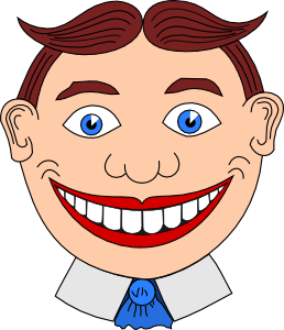 Clipart man with big smile png download Clipart man with big smile - ClipartFest png download