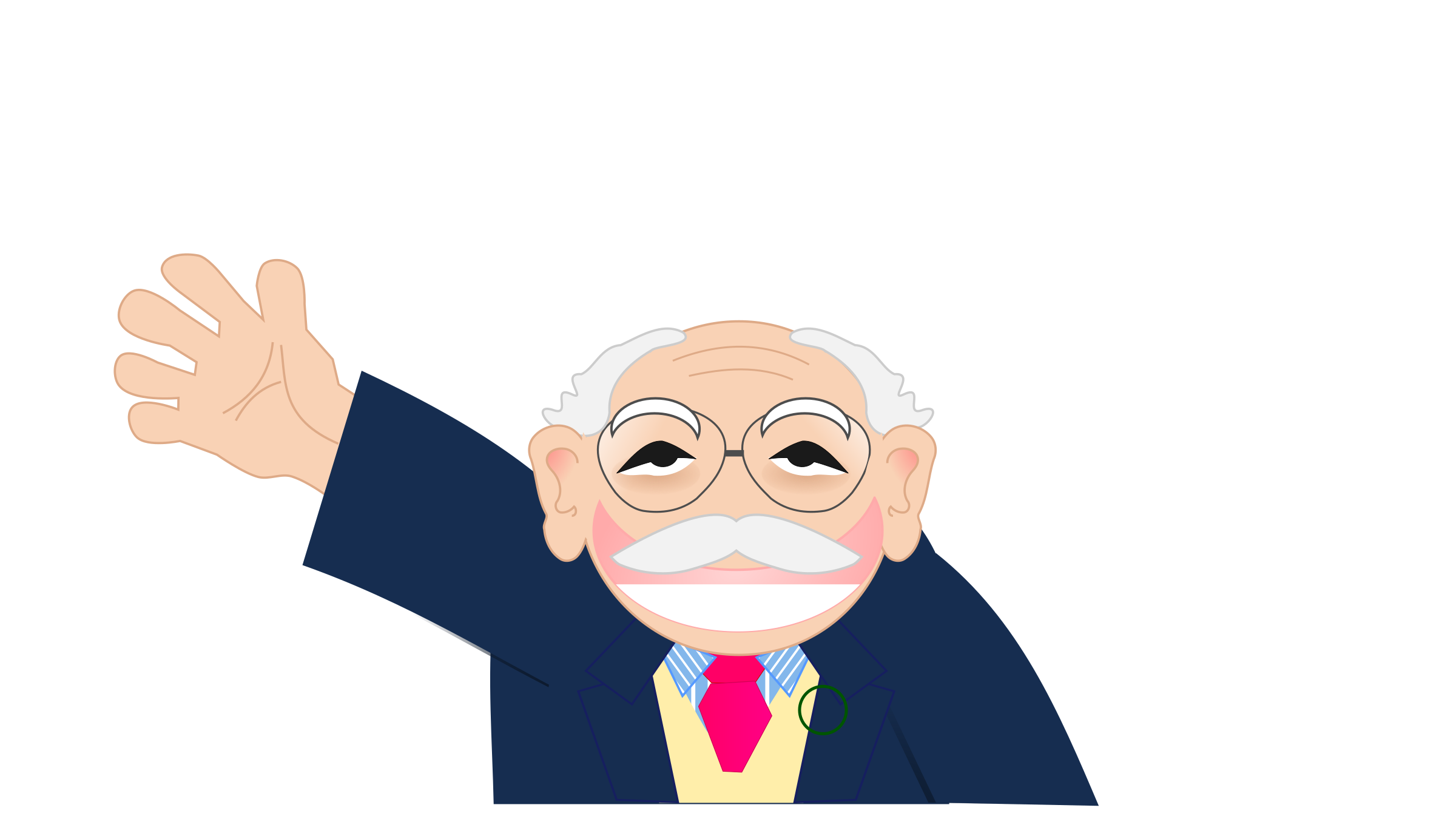 Clipart man with big smile picture download Clipart - Old Man Smiling picture download