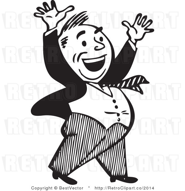 Clipart man with big smile image transparent library Clipart man with big smile - ClipartFest image transparent library