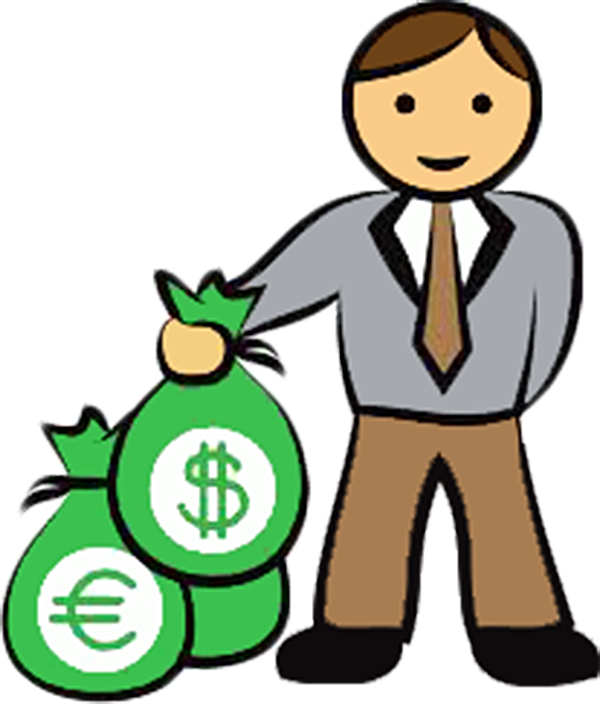 Clipart man with money eyes freeuse download Money bag Stock photography Clip art - Hand carry money bag cartoon ... freeuse download
