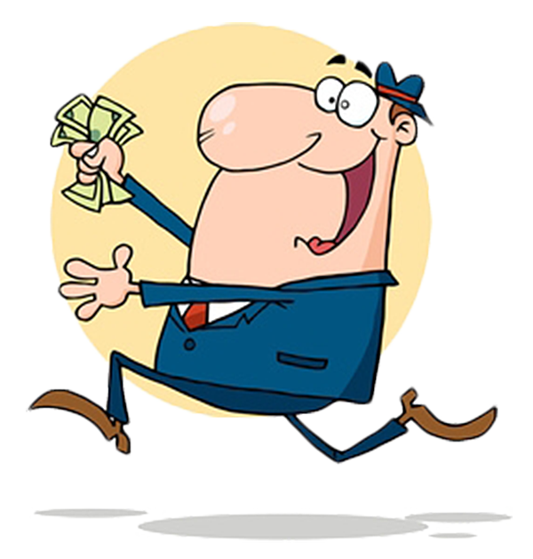 Clipart man with money eyes clip library stock Greed Royalty-free Clip art - Cartoon hand to run the money man 600 ... clip library stock