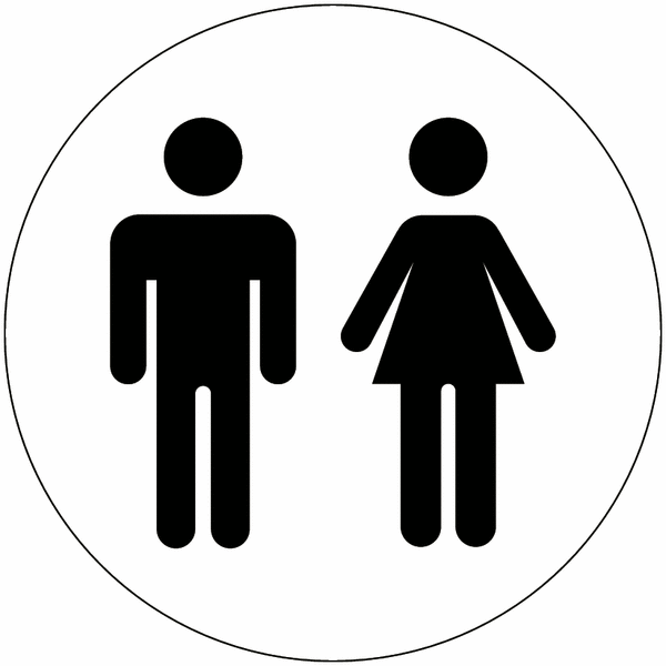 Clipart man woman clipart freeuse Toilet Cartoon clipart - Man, Woman, Text, transparent clip art clipart freeuse