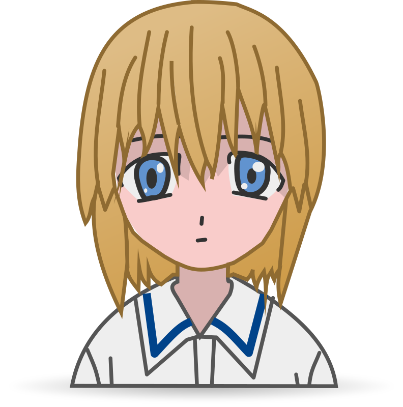 Clipart manga gratuit png free library Clipart manga pdf - ClipartFox png free library