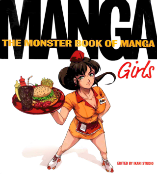 Clipart manga pdf graphic download Free: The Monster Book of Manga - Girls pdf - Textbooks ... graphic download