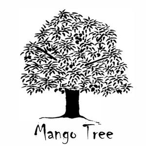 Clipart mangoes on tree black and white image free Red and Pink: The new black & white? | Mango Tree Knobs image free