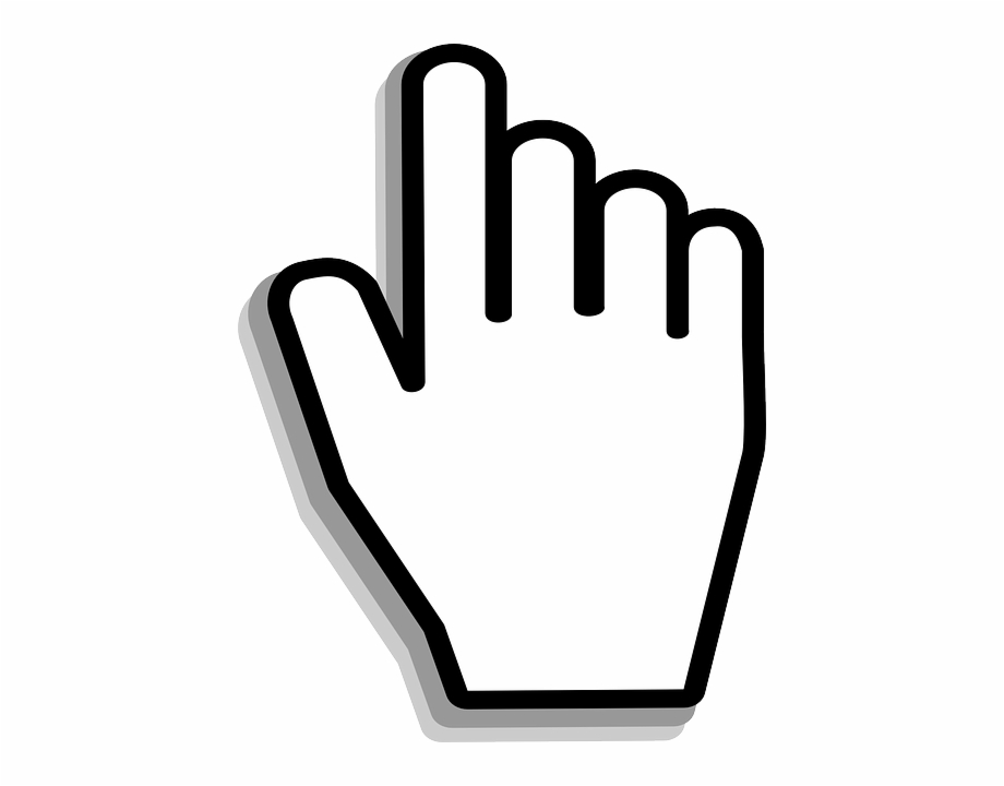 Clipart mano banner transparent stock Mano Click Png - Hand Png For Youtube Free PNG Images & Clipart ... banner transparent stock