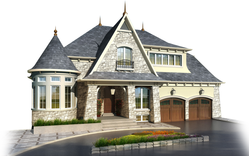 Luxury house clipart png black and white library House PNG images free download png black and white library