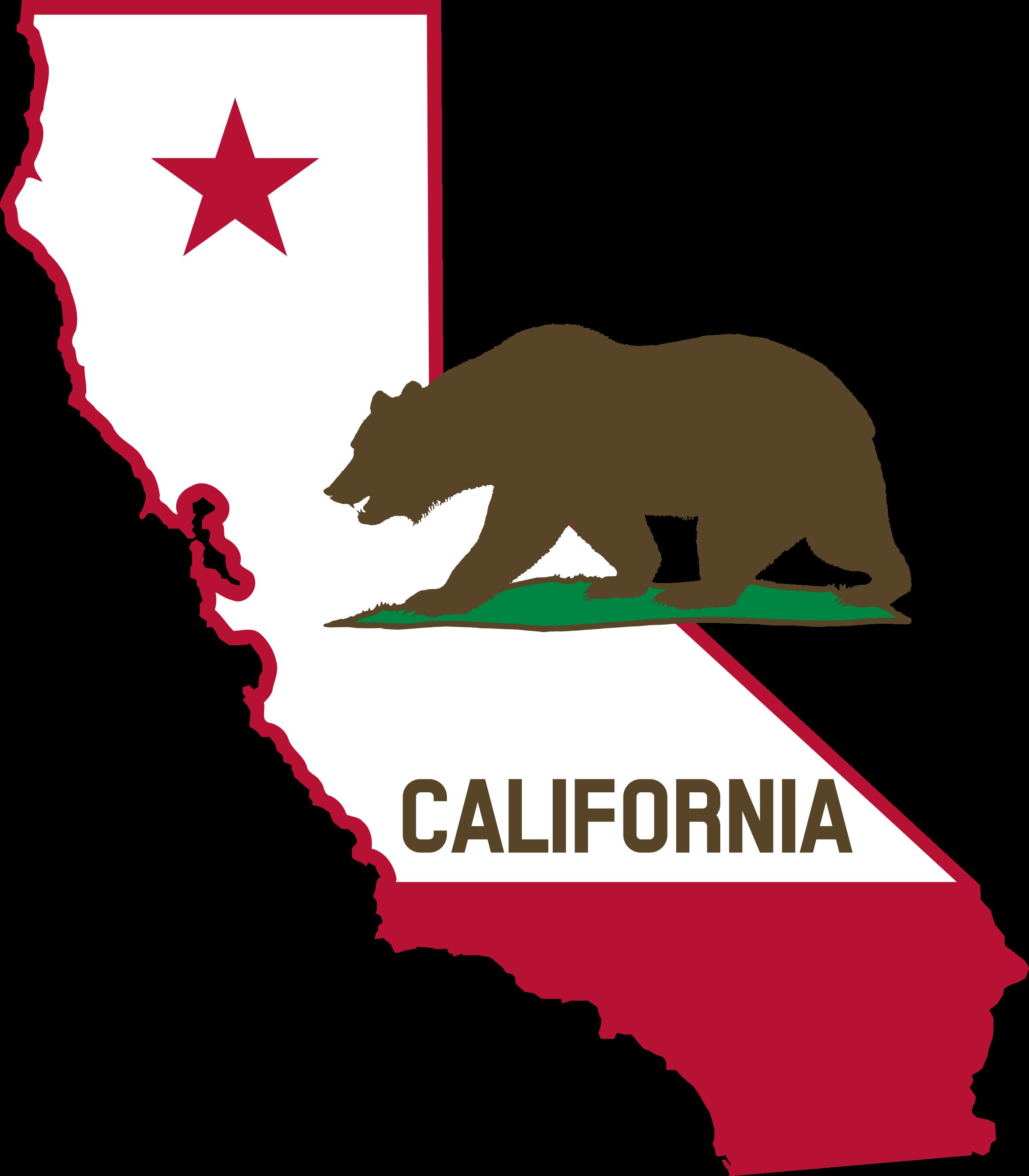 Clipart map of california svg transparent library Solid Map Of California Clip Art - ClipArt Best svg transparent library