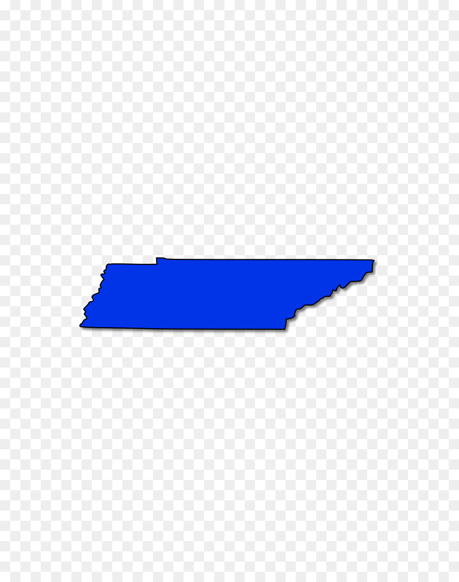 Clipart map of tennessee with state seal