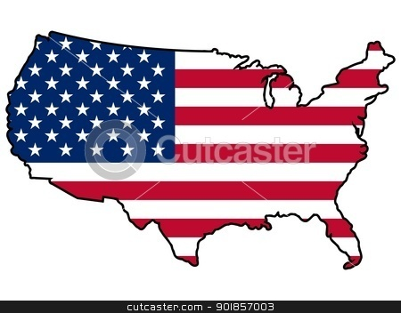 Clipart map of the united states image royalty free download United States Clip Art Maps | Clipart Panda - Free Clipart Images image royalty free download