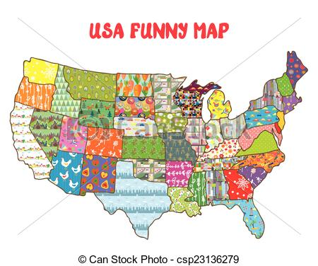 Clipart map of united states with interstates picture download Florida road map Vector Clip Art EPS Images. 32 Florida road map ... picture download