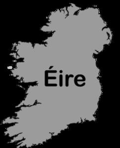 Clipart maps of ireland in public domain clip stock Map Of Ireland Blank Clip Art at Clker.com - vector clip art online ... clip stock