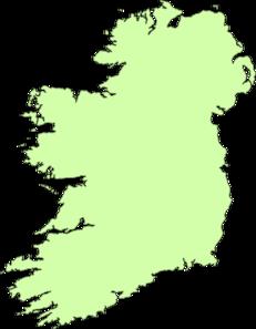 Clipart maps of ireland in public domain vector library Ireland 3 Clip Art at Clker.com - vector clip art online, royalty ... vector library