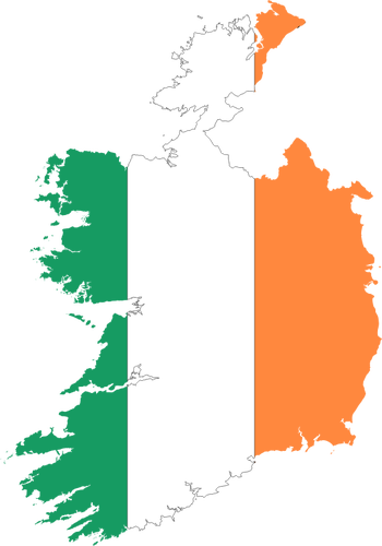 Clipart maps of ireland in public domain png transparent download Republic Of Ireland flag | Public domain vectors png transparent download