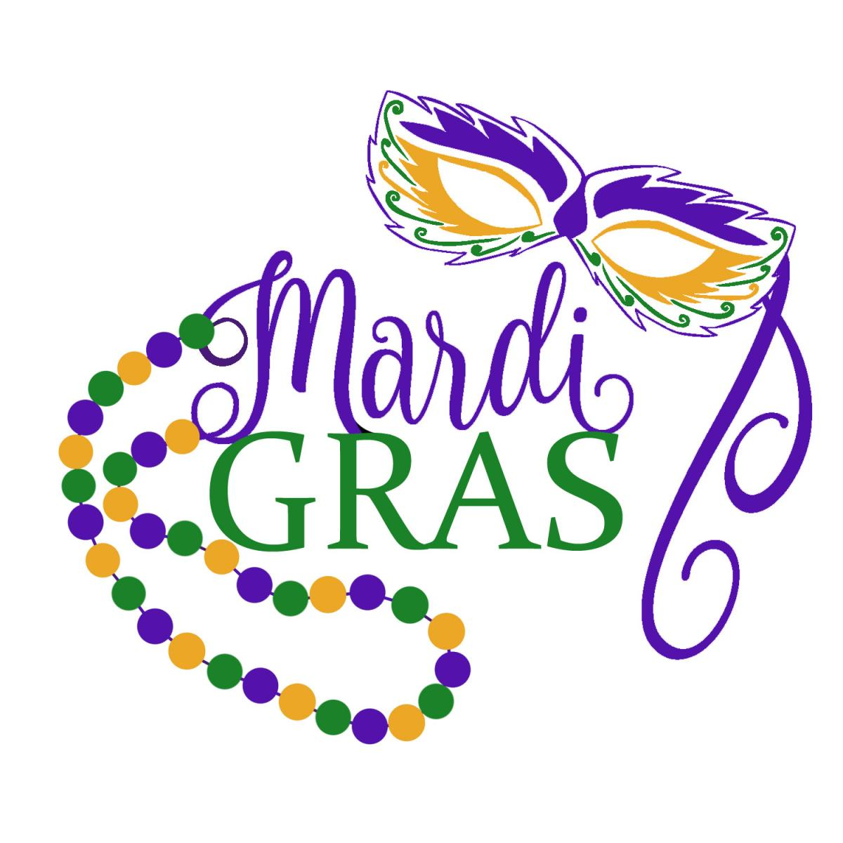 Happy mardi gras clipart graphic royalty free download Mardi gras united way of calvert county clipart - ClipartBarn graphic royalty free download